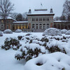Even during the winter, the Royal Kurhaus is a gem!