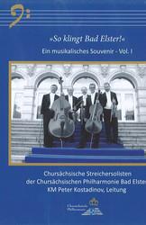 CD der Chursächsischen Philharmonie