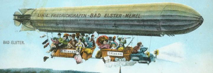 Anreise Bad Elster