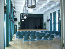 Festival hall Bad Brambach
