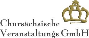 Logo der Chursächsischen Veranstaltungs GmbH Bad Elster